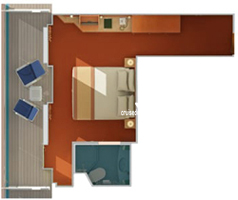 Carnival Freedom Deck Plans, Diagrams, Pictures, Video
