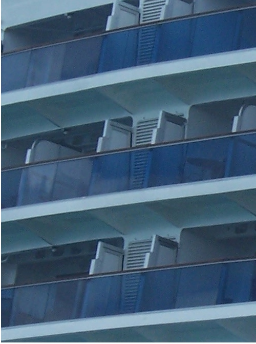 Crown Princess Vents